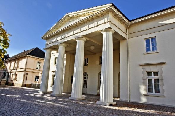 Typisch für Oldenburg: die klassizistische Schlosswache. (Foto: Verena Brandt)