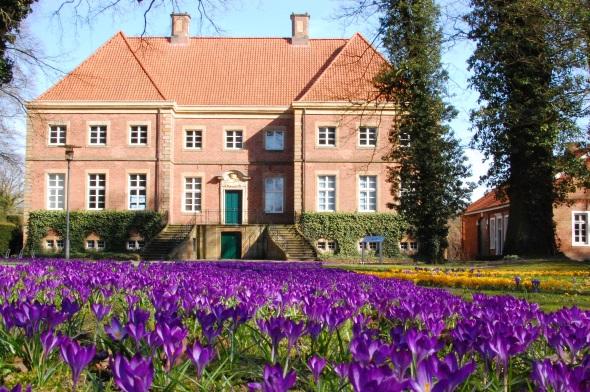 Gut Altenkamp bei Papenburg lädt zu einer Zeitreise ins 18. Jahrhundert ein. (Foto: Patrick Anneken)