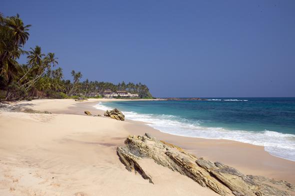 Die Strände an der Ostküste gelten als die schönsten der Insel.