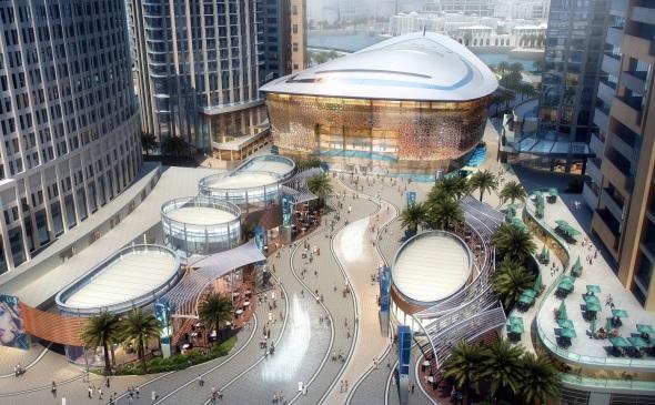 Neuer Anlaufpunkt für Kulturbeflissene in nden Vereinigten Arabischen Emiraten: das Opernhaus im Herzen von Dubai.
