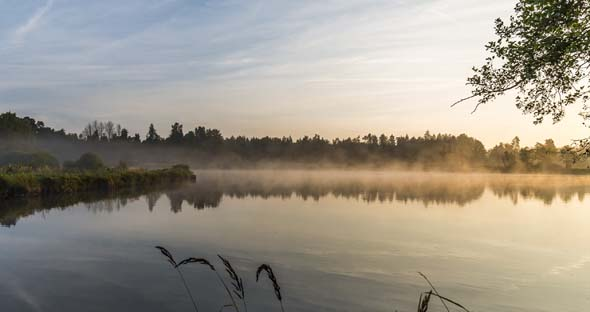 Das Land der tausend Teiche wird seinemNamen vollauf gerecht. (Foto Tourismuszentrum Oberpfälzer Wald)