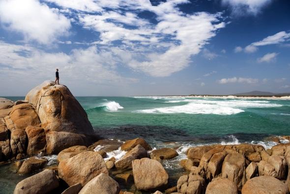 Flinders Island gilt nicht von ungefähr als Geheimtipp für Tasmanien-Besucher.
