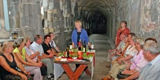 Kulinarisches und Kurioses:Spannende Führungen durch Halberstadt mit Speisen und Geschichten