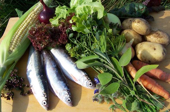 Regionales Gemüse gehört zur Kneipp'schen Küche und wird von den Feldberger Gastronomen für besondere Menüs verwendet. (Foto: djd)