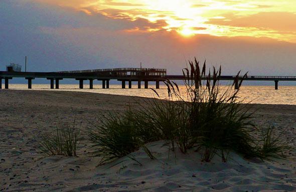 Für echte Ostsee-Fans ist die Saison mit dem Sommer noch längst nicht vorbei. (Foto: Roland Mattern)