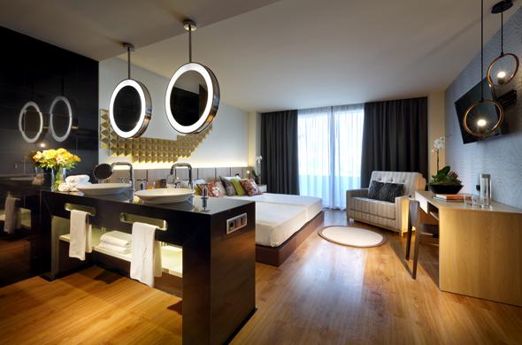 Im Oktober eröffnet auf Tenberiffa das zweite Hard Rock Hotel in Europa. (Foto Palladium Group)