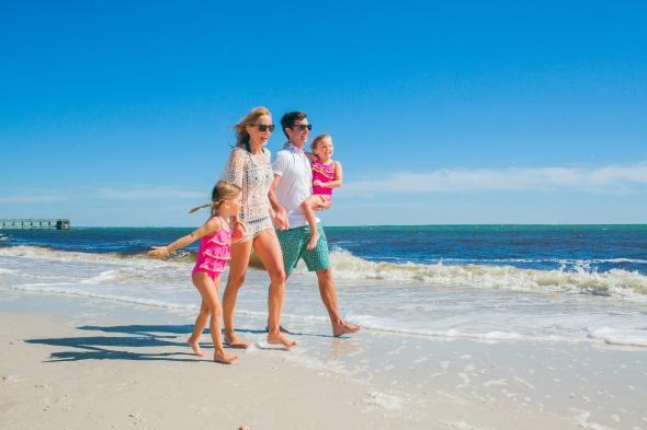 Der Mexico Beach gilt nicht von ungefähr als einer der schönsten Strände des Sunshine States. (Foto Mexico Beach Community Development Council)