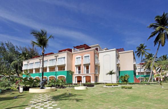 Überaus charmant ist die Tatsache, dass der Hotelkomplex trotz der Größe komplett ohne Bettenburgen auskommt. (Foto Palladium Group)