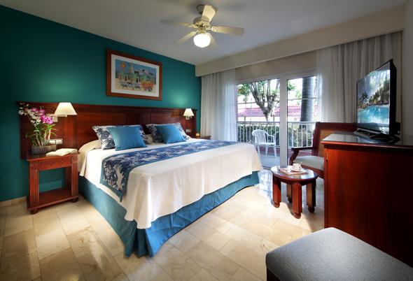 Stilvoll und mit viel Wohlfühlcharakter gibt sich auch das Grand Palladium Punta Cana.