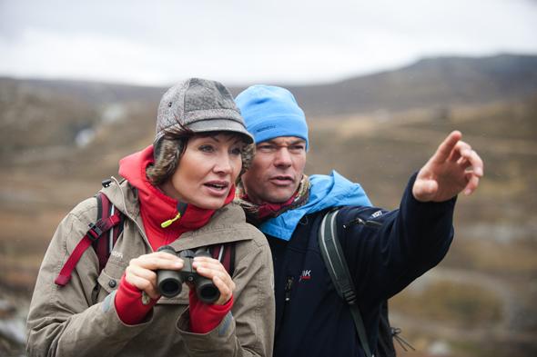 Vogelbeobachtung gehört zu den populärsten Naturaktivitäten in Norwegen. (Foto Terje Rakke)