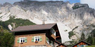 Liechtenstein – auf Wandertourmit Alpakas