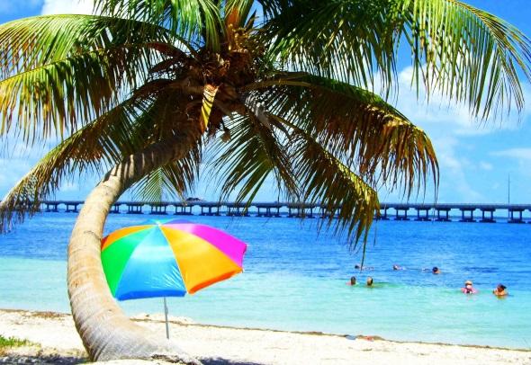Einige der schönsten Strände Nordamerikas finden sich auf den Florida Keys. (Foto Katharina Büttel)