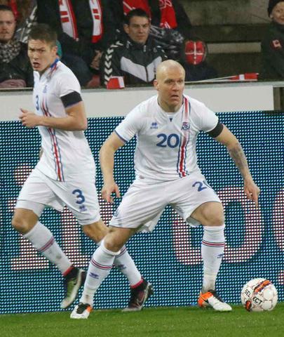 Stützen im EM-Team: Haukur Heidar Hauksson und Emil Hallfredsson