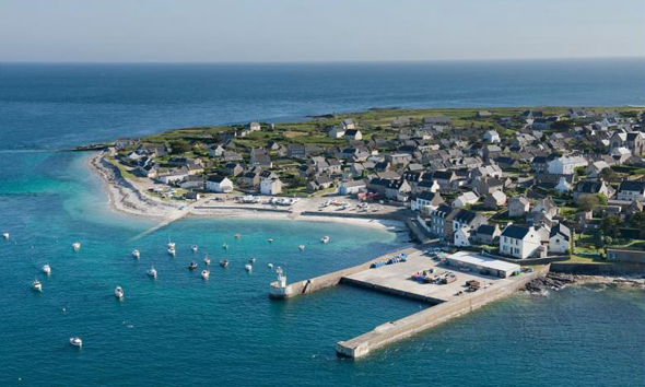 Die Insel Molène ist ein verträumtes Kleinod. (Foto Nicolas)
