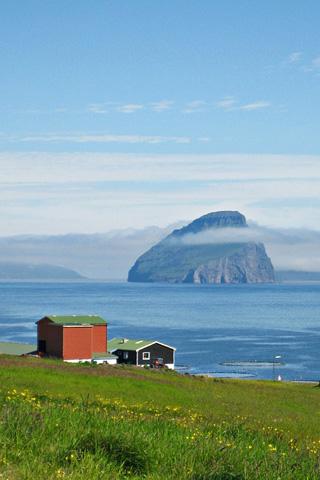 Die Faröer-Inseln sind eine raue Schönheit.