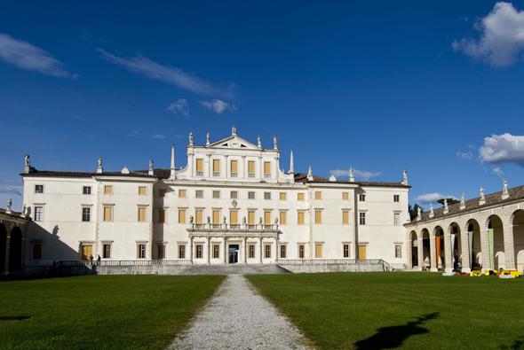 Ein architektonisches Kleinod: die Villa Manin in Codroipo. (Foto Archivio Turismo FVG Ulderica Da Pozzo )