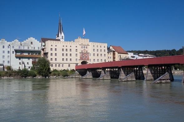 Überaus sehenswert: Wasserburg am Inn mit seiner charmanten Altstadt.