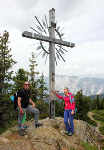 Auch ohne Gipfelkreuz wüßte das Ötztal mit zahlreichen Höhepunkten zu begeistern. (Foto Ulrike Katrin Peters)