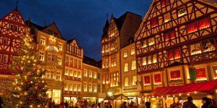 Weihnachtsmärkte in Bernkastel-Kues und Traben-Trarbach lockem mit Lichtermeer und Unterwelt
