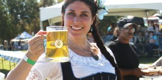 Wiesn-Fieber in den USA: Oktoberfest in Arizona