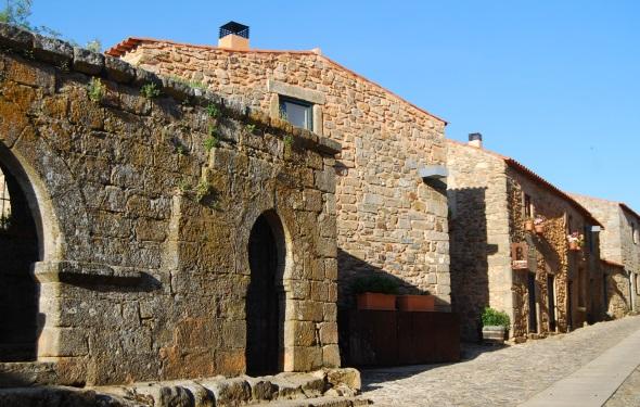 Castelo Rodrigo gehört zu den vielen beeindruckenden Zeugnissen einer langen Geschichte in Centro de Portugal. (Fotos Pura Communications)