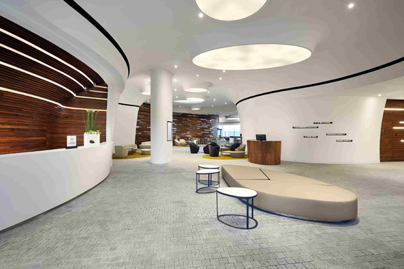 Neues Designhotel in Breslau, der Europäischen Kulturhauptstadt 2016: dasDoubleTree by Hilton. (Foto Hilton)