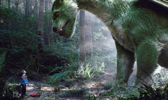 Die meisten Waldszenen entstanden im Rotorua Redwood Forest. (Foto Disney Studios)
