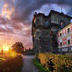 Barocke Pracht, romantische Landschaften:Auf dem Elberadweg unterwegs in Tschechien