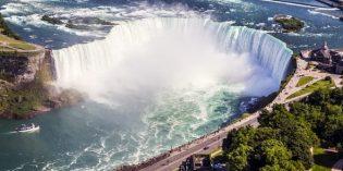 Hängepartie mit Ausblick – Ziplining vor der spektakulären Kulisse der Niagarafälle