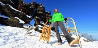 Herrliche Winterzeitim Naturpark Zittauer Gebirge