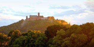 Auf Luthers Spuren – geschichtsträchtige Orte in Thüringen erinnern an 500 Jahre Reformation
