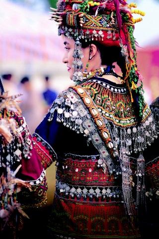 Besonders während der vielen Festen lebt die alte Tradition Taiwans wieder auf.