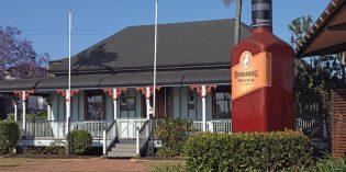 Australiens größtes Rum-Festival in Bundaberg
