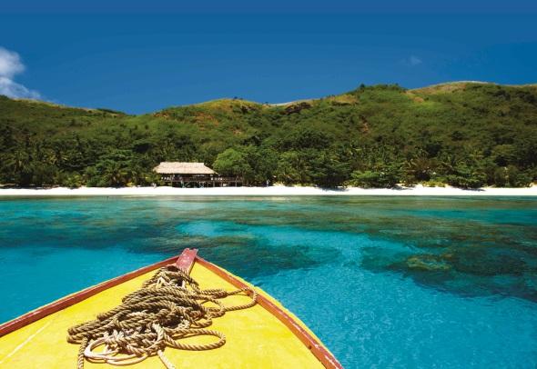 Die Fidschi-Inseln gehören zu den absoluten Traumzielen in der Südsee. (Foto McLennan)