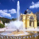 Karlsbad, Marienbad und Franzensbad: Böhmische Jungbrunnen im Dreibädereck