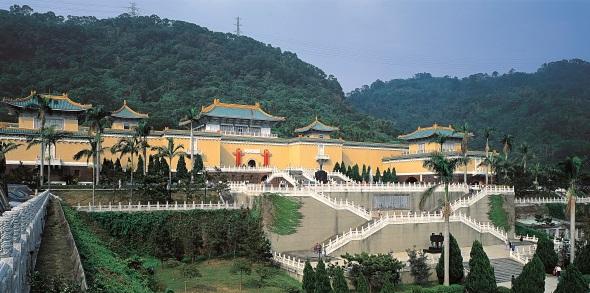 Das Nationale Palastmuseum ist ein Mekka für Kunstliebhaber aus aller Welt.
