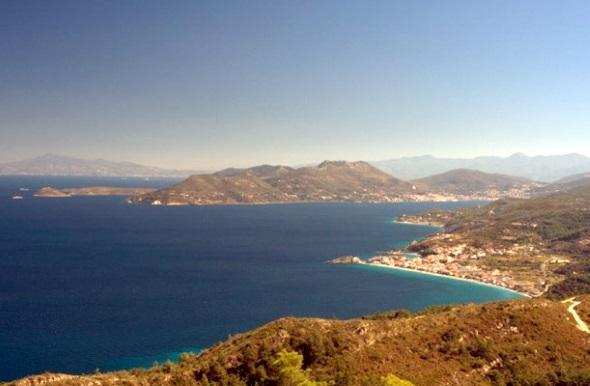 Bei solchen Bildern kann der Wanderer auf Samos innehalten und sich der Natur hingeben. (Foto F.O.S. Friends of Samos)
