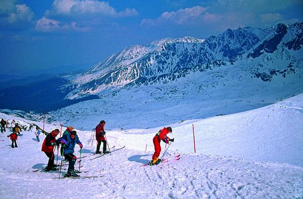 Das Skilanglaufzentrum im polnischen Polana Jakuszyck wird ausgebaut. (Foto Polnisches Fremdenverkehrsamt)