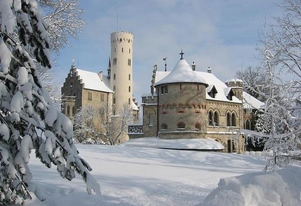 Im Winter verbreitet das Fürstentum Liechtenstein einen ganz besonderen Charme.