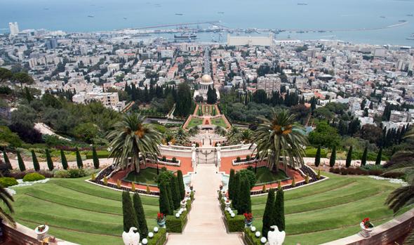 Haifa ist von Jerusalem aus bequem mit dem Zug zu erreichen. (Foto Gerhard Liebenberger)