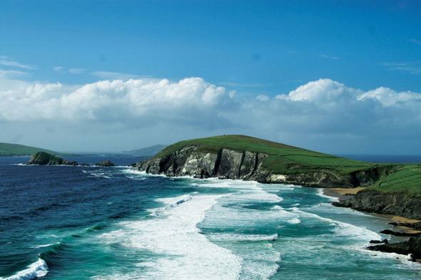 Wie die Küste so ist auch das Wetter an der Atlantikküste überaus abwechselungsreich.