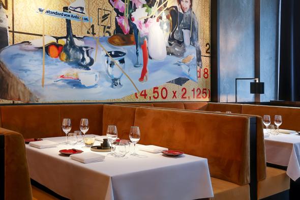 Im Le Faubourg lässt sich im Herzen von Berlin überaus stilvoll dinnieren. (Foto Sofitel)