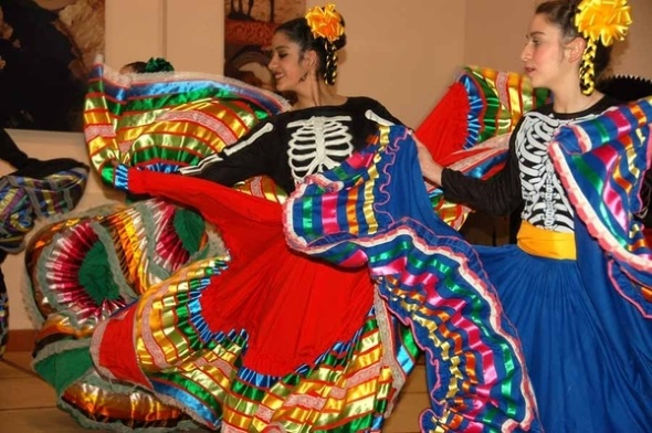 In Flagstaff wird ein fröhliches Fest für die Toten gefeiert. (Fotos Arizona Office of Tourism)