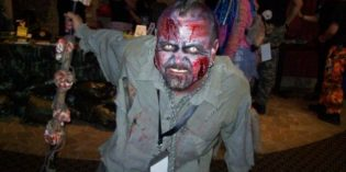 In Arizona sind an Halloween die Zombies los