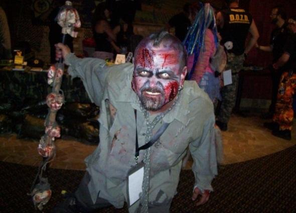 Süßes oder Saures: Im US-Bundesstaat Arizona locken zu Halloween wieder eine Reihe spannender Schauerveranstaltungen.