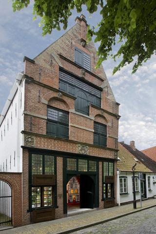 Museum Alte Münze Friedrichstadt. (Foto Helga Schulz)