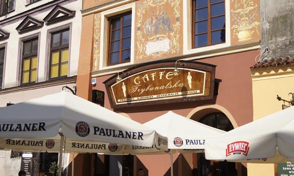 Charme und Gemütlichkeit werden in der Altstadt von Lublin groß geschrieben. (Fotos Polnisches Fremdenverkehrsamt)