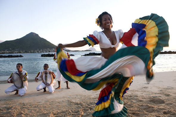 FDas estival International Kreol auf Mauritius begeistert in seinem elften Jahr mit neuen Aktivitäten im Programm.