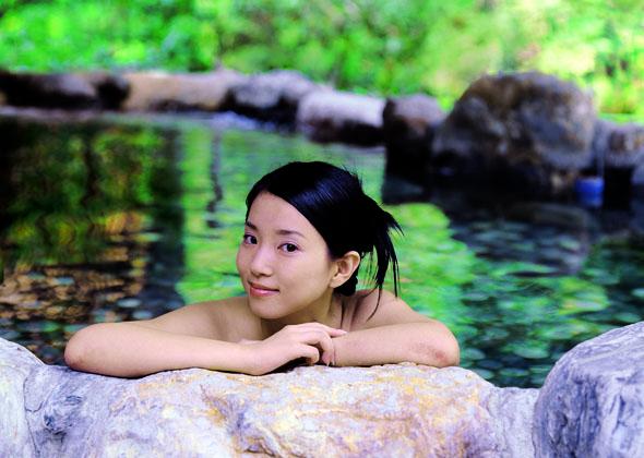 Die heißen Quellen in Taiwan erfreuen sich nicht nur bei Wellness-Jüngern großer Beliebtheit.