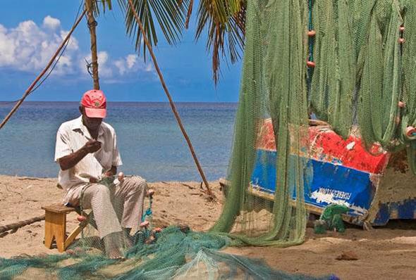 Saint Lucia ist bekannt für seine lässiges Karibik-Flair.